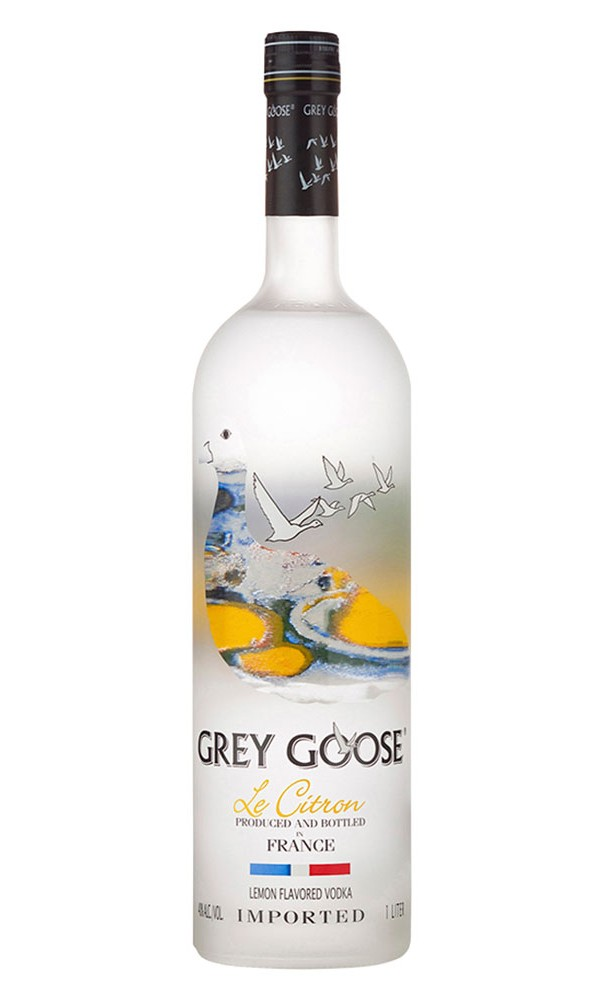 Grey Goose Lemon