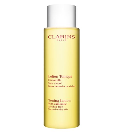Clarins Toning Lotion for Normal to Dry Skin