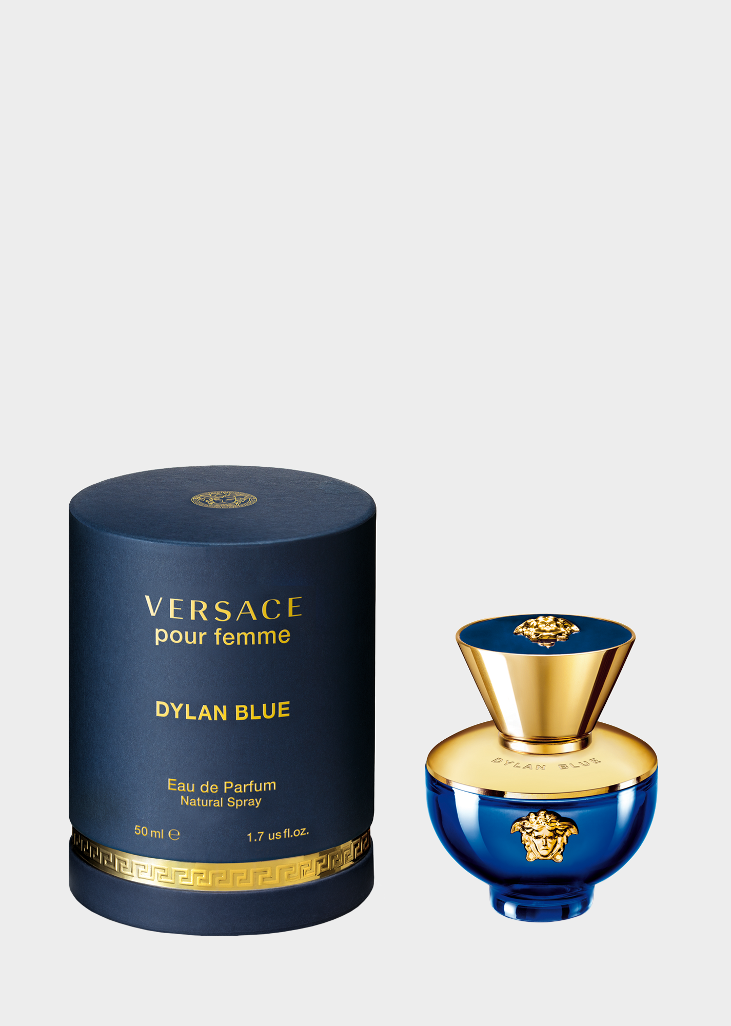 Versace Dylan Bleu For Women Eau de Toilette