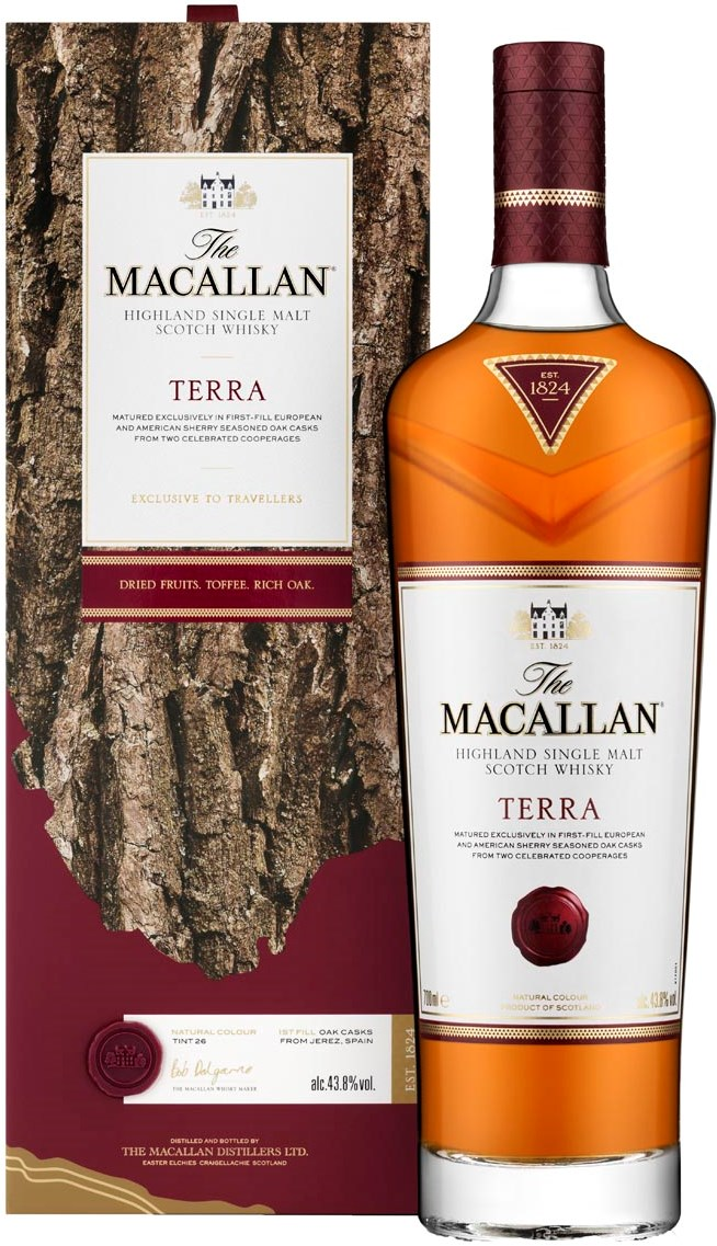 Macallan Terra 700 ml