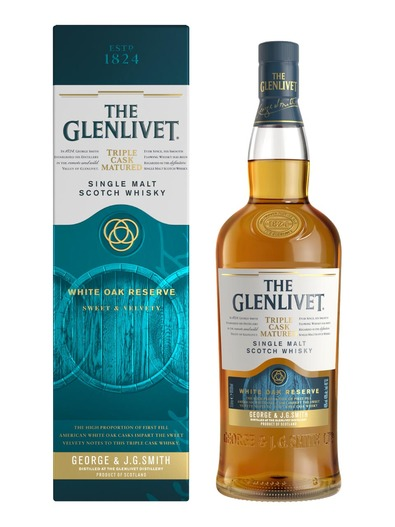 The Glenlivet White Oak Reserve