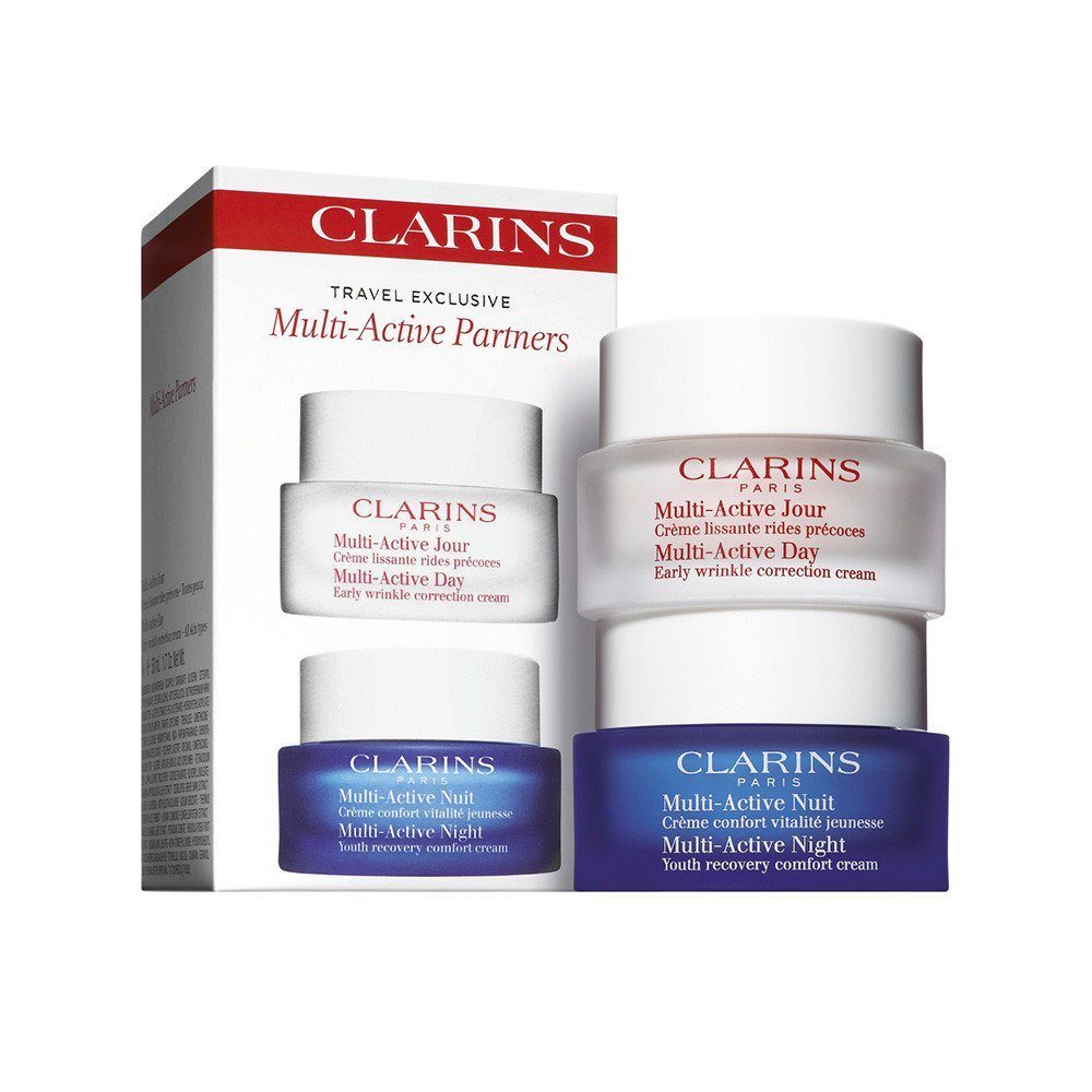 Clarins Multi Active Line Prevention Partners