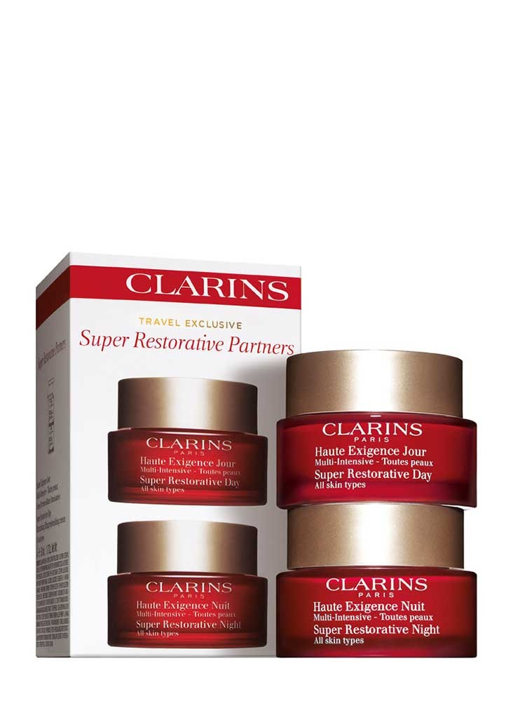 Clarins Super Restorative Partners